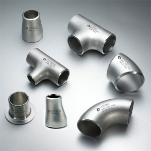 Steel Butt weld Pipe Fittings