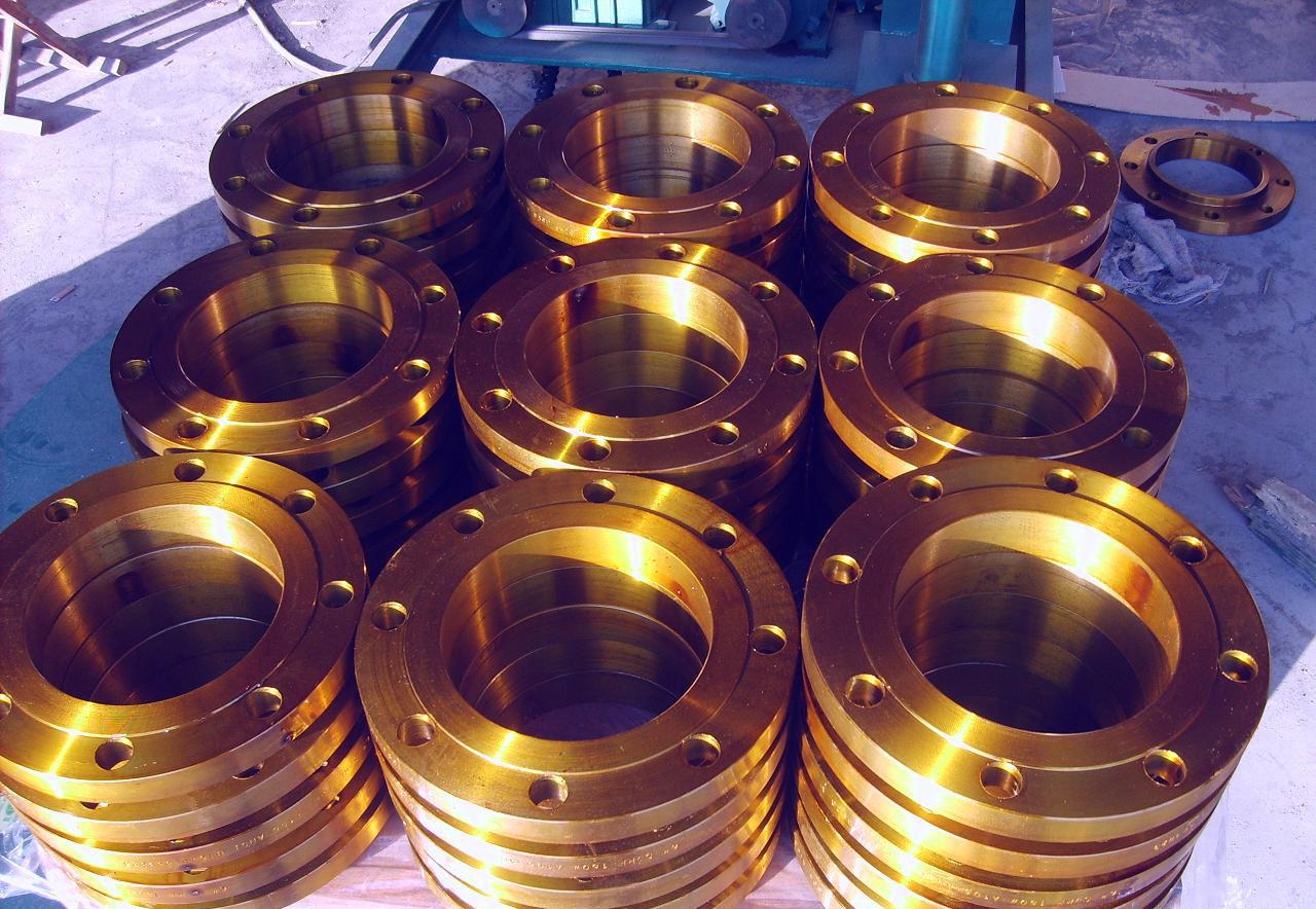 Copper cu ni pipe fitting piping material