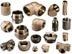 copper-nickel-forged-fittings
