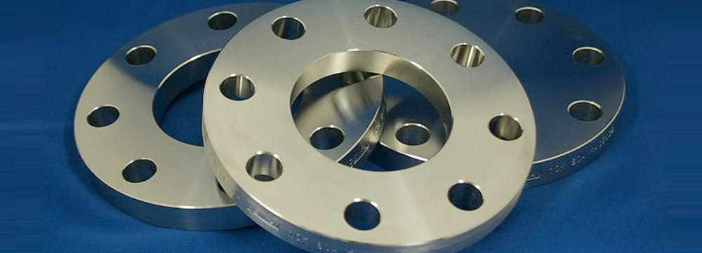 Duplex & Super Duplex Steel Flanges