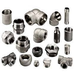 High Nickel Alloy Forged Pipe Fittings