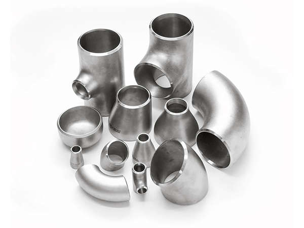 High Nickel Alloy Butt weld Pipe Fittings